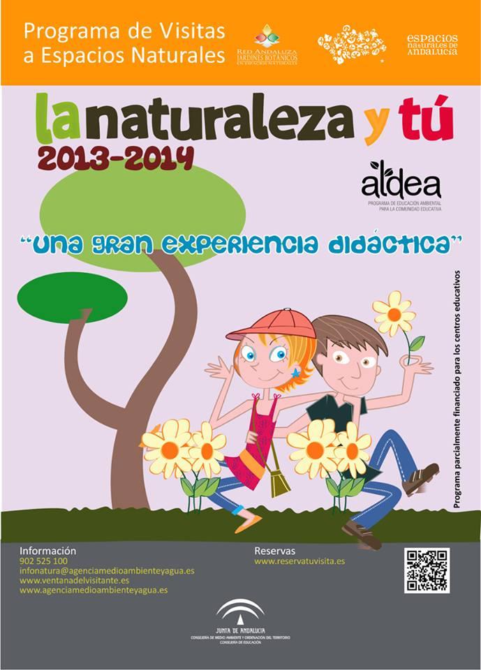 La Educación Ambiental en los Espacios Naturales Protegidos: retos. (3/6)