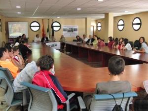Consejo de Participación Infantil Parque Nacional de Sierra Nevada